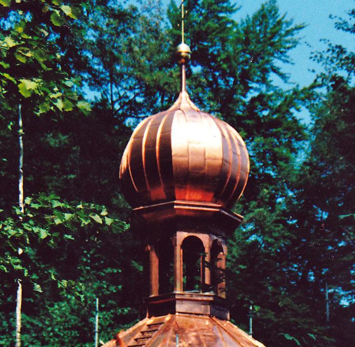 Spenglerarbeiten Kapelle
